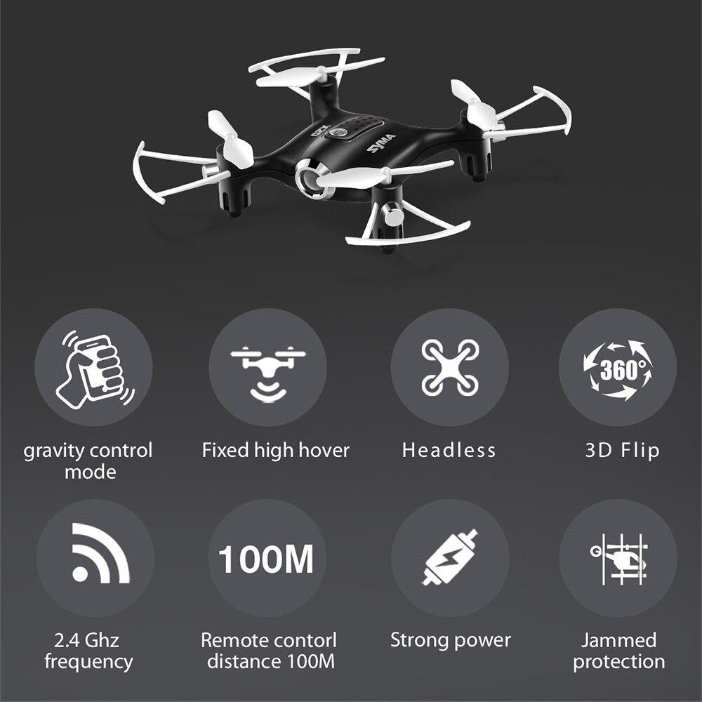 Quadrocopter Mode SYMA 6-aixs