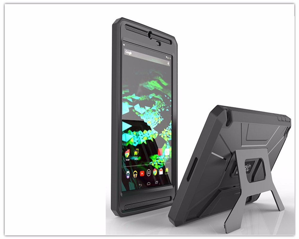 Joylink Armor tablets Case for Nvidia Shield Tablet 8.0 inch,Rugged Hybrid Tablet Stand Holder for Nvidia Shield Tablet K1 for nvidia shield tablet k1 custer voltage slim pu leather folding stand holster cover case free shipping