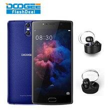 DOOGEE BL7000 4GB 64GB MT6750T 7060mAh Smartphone With Dacom Bilingual Wireless Bluetooth Headset