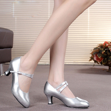 Sexy 5.5cm new fashion women modern high heel latin tango sa