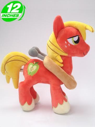 Ty Beanie Боос Большие Глаза Мягкие Чучела Животных Единорог Лошадь Плюшевые Игрушки Куклы Большой Macintosh