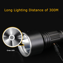 YAGE XP-E 500-1500LM Aluminum Self Defense Waterproof CREE LED Flashlight Torch light for 18650 Rechargeable Battery  YG-329D