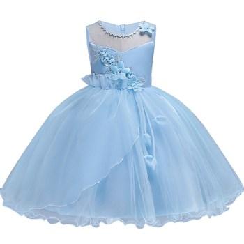 c1068d6e031 Праздничное платье для подростков от 3 до 14 лет