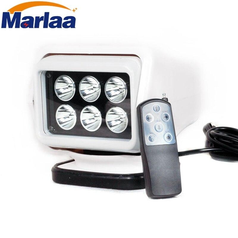 Marlaa 30Вт магнитное основание Сид наивысшей мощности прожектор пятно света 30W светодиодный рабочий свет автомобиль прожектор