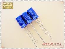 30 ШТ. ELNA RBP2 (R2B) серии 47 мкФ/16 В неполярные электролитические конденсаторы бесплатная доставка доставка