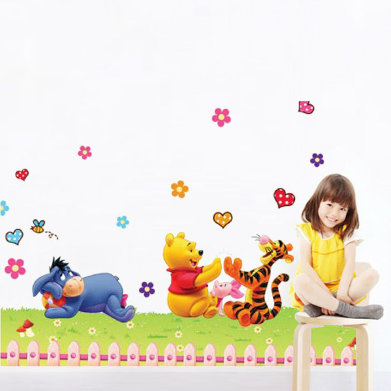 Large Winnie The Pooh Wall Stickers · Large Winnie The Pooh Wall Stickers Part 47