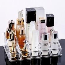 Modern Nail Polish 15 Case Receive A Box of Skincare Cosmetics Desktop Receive Mail Box Transparent Big Bag