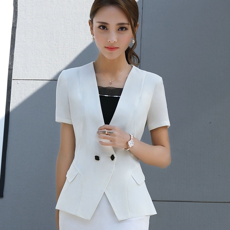 Online Get Cheap Short Sleeve Blazer -Aliexpress.com | Alibaba Group