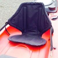 Роскошные сидеть на вершине каяк/каноэ высокая спинка Подушки каное Гребные лодки замена воды спортивный аксессуар сиденья