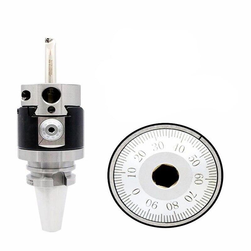 Высокая точность тонкой регулировки расточной головки CBH EWN CBH20 95 сверлильный инструмент - 3