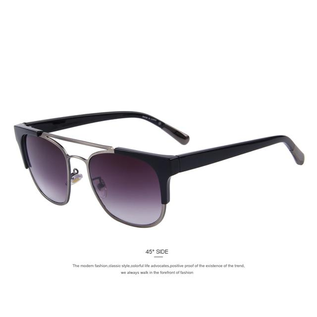 Fashion Women Sunglasses Classic Luxury Double-Bridge Shades Brand Designer Sun glasses UV400 Women's Glasses