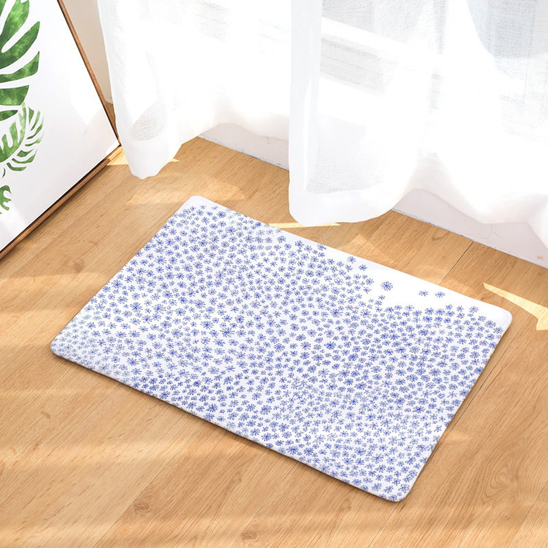 CAMMITEVER Red Hearts Snowflakes Dots Stripes Living Bedroom Soft Area Rug Area Rugs Children Play Carpet For Living Bedroom In Rug From Home