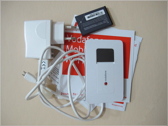 3g mifi router Vodafone HUAWEI R201 HSUPA 3g WIFI Router,Tri-band (900/1900/2100) 7.2Mbps,Free shipping