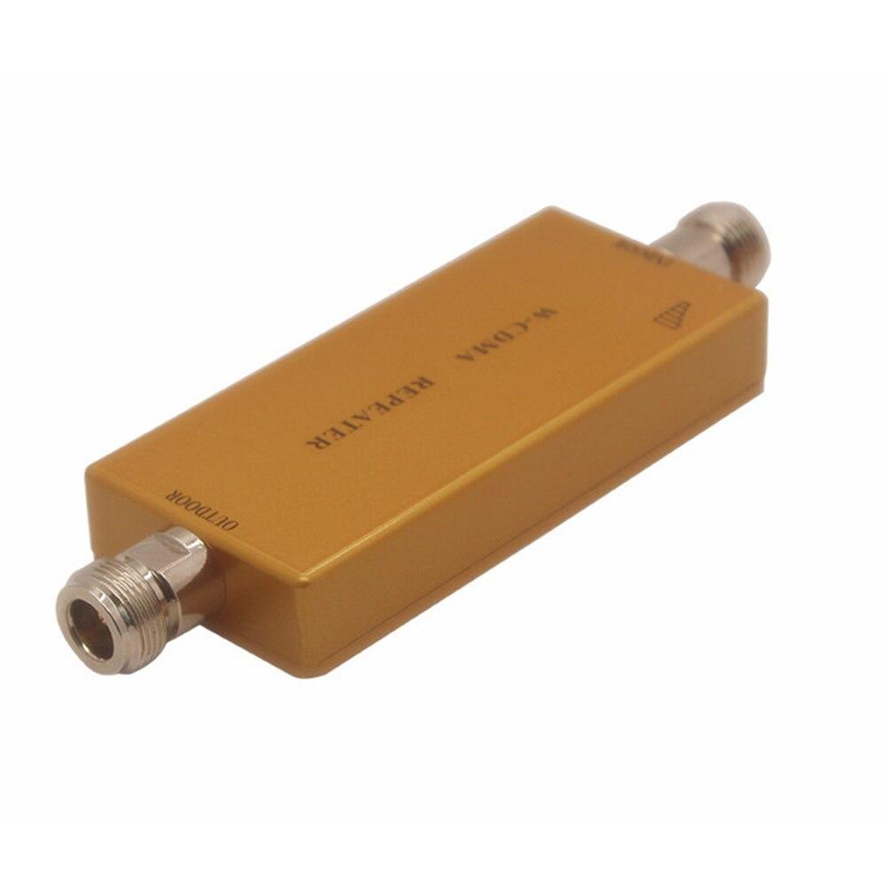 W-CMDA Répéteur Amplificateur de Signal Avec Antenne Adaptateur secteur Amplificateur De Téléphone Portable Durable Portatif Multi-usages 2100 MHZ 3G