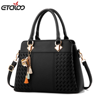 Female Bag 2017 New Bag Female Sweet Lady Fashion Handbags Messenger Bag Shoulder Bag