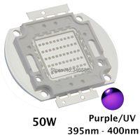 Epileds 42Mil 50W Ultra Violet UV High Power Light Chip 365nm 370NM 380nm 385nm 395 405nm