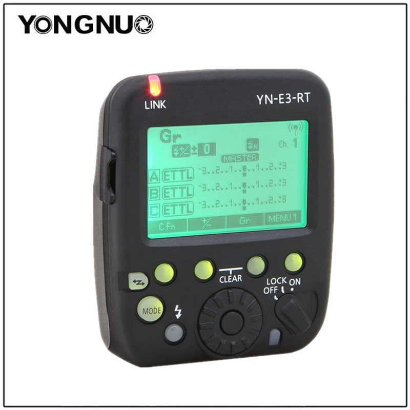 Yongnuo YN-E3-RT TTL Radio Flash Trigger Speedlite Transmitter Controller as ST-E3-RT for Canon 600EX-RT/YONGNUO YN600EX-RT II кроссовки reebok gl6000 m41775