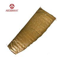 AEGISMAX Открытый конверт 95% белый гусиный пух спальный мешок Кемпинг Пеший Туризм оборудования FP800 M, L