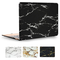 "Marble Texture Rubberized Hard Case for New Macbook 12 inch with Retina Display Model A1534 (2015 Release) 12"" Hardshell Case"