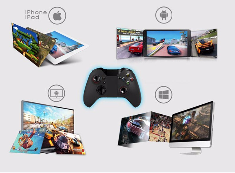 Bluetooth game controller-10