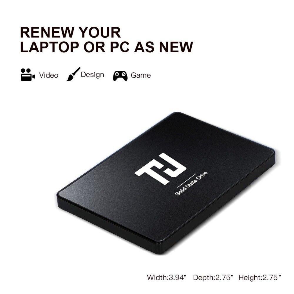"THU 7mm SSD 120GB 240GB 480GB 1TB SSD SATA3 2.5"" Internal Solid Hard Disk Drive 540MB/s for PC Laptop Notebook"