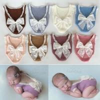newborn photography prop Lace Clothes Photo cloth swaddle shawl wraps fotografie achtergronden for infant