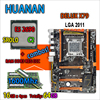 HUANAN Golden Deluxe Version X79 Gaming Motherboard LGA 2011 ATX Combos E5 2690 C2 SR0L0 4