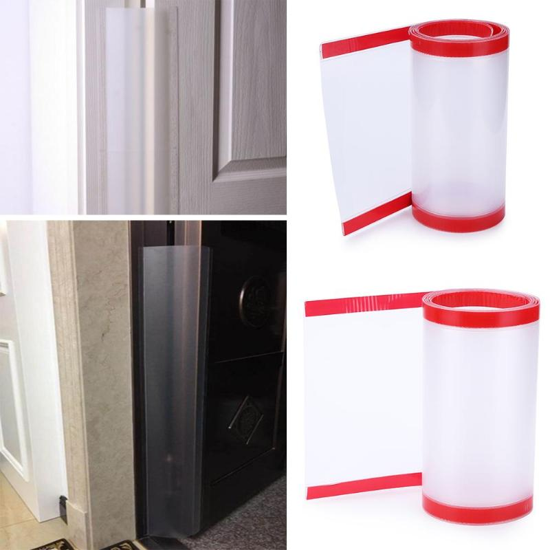 Baby  New Environmentally Soild Color Corner Guards Childproof Door Protection Strip Side Protector Sticker Anti-pinch Guards