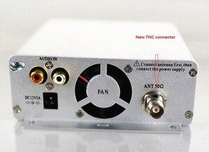 Image 2 - 1.5W/15W FM broadcast transmitter stereo PLL fm radio broadcast station with 87MHz 108MHz 100khz