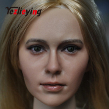 1/6 Scale KUMIK 15-31 Women's Head Sculpt Model female Carving Figure Accessories for 12 Inch Phicen Action Figure Body exquisite 1 6 scale accessories custom head sculpt carving female kumik 13 10 fit 12phicen cy hot toys woman body action figure