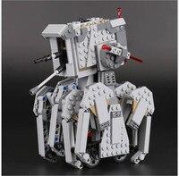 Space Wars First Order Heavy Scout Walker Robot 05126 Model Building Blocks Assemble Toys Bricks Set