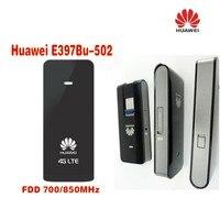 Débloqué Huawei E397BU-502 4G USB LTE FDD band12 band5 Mobile Internet Bâton