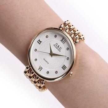 Brand New 2016 Fashion Watch Luxury Brand Ladies Quartz Watch  Wristwatch Women Dress Watches
