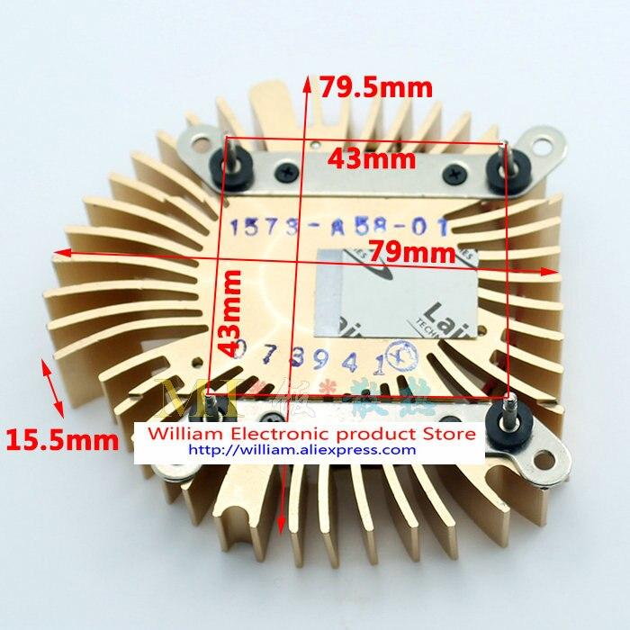 Nieuw origineel voor MSI pitch 43 * 43 mm VGA koeler - Computer componenten - Foto 5