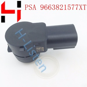 Image 3 - 100% Work original Auto Parts Parking Sensor For 307 308 407 Rcz Partner Citroen C4 C5 C6 PSA 9663821577 TS PSA96638215779V
