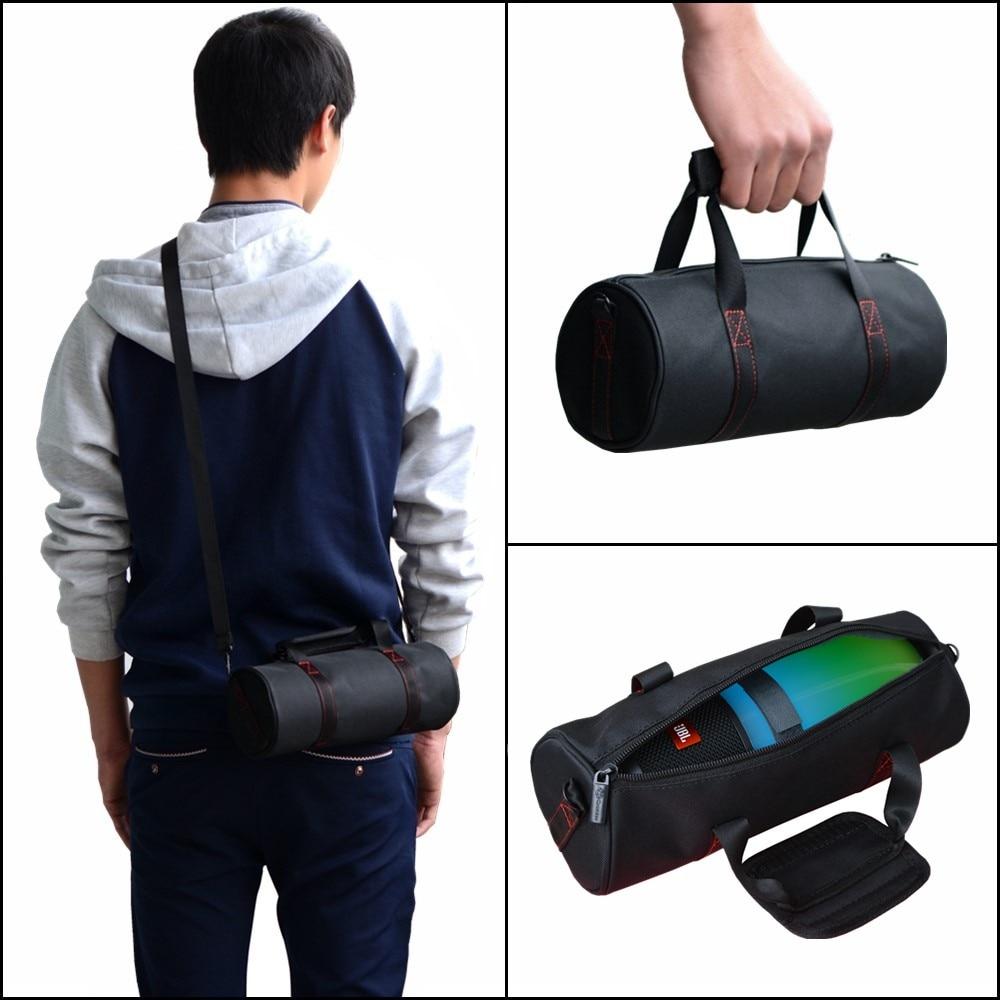 bilder für 100% marke New Carry Sleeve Tragbare Schutzhülle Tasche Abdeckung Fall für JBL Puls 3/Pulse 2 JBL Ladung 3 UE Megaboom Lautsprecher