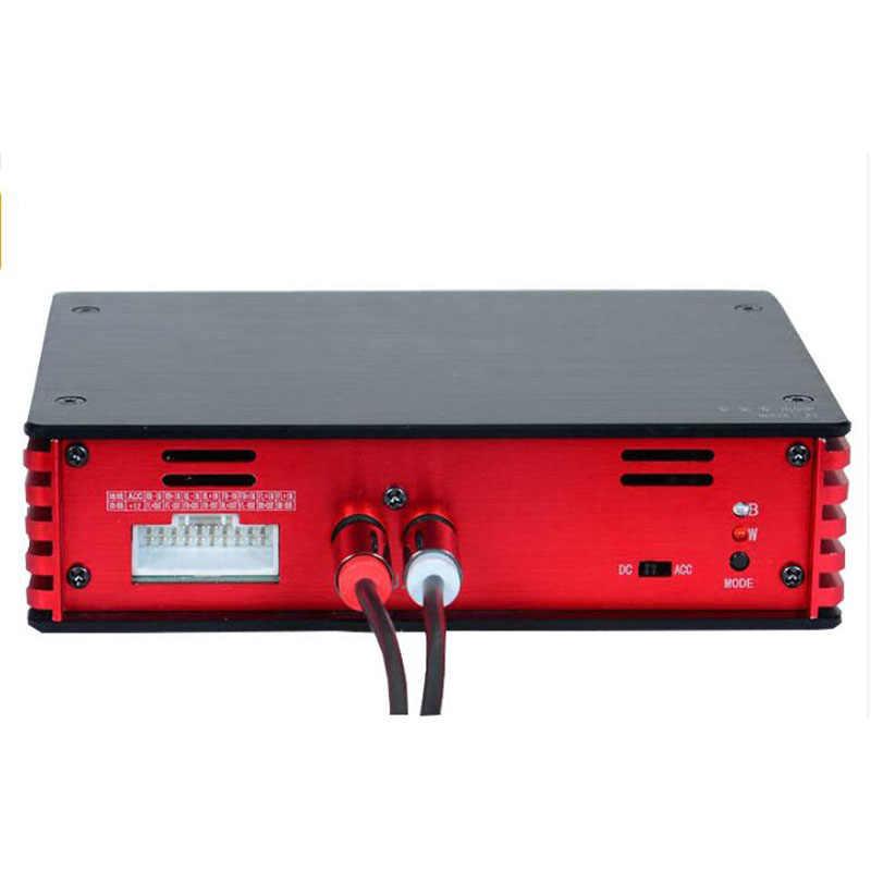 Dsp автомобильный 4,2 Bluetooth 31 сегмент аудио эквалайзер телефон компьютер Настройка цифровой Lossless 90 Вт 4 канала Высокая мощность автомобиля HIFI усилитель