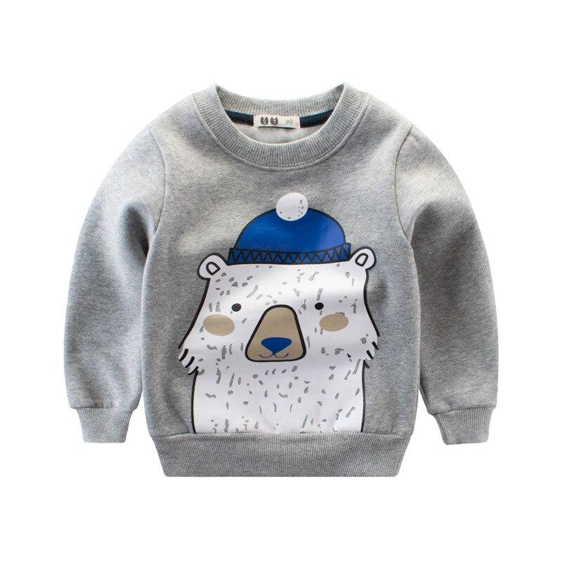NEW Boys Hoodies Children Hoodies Sweatshirt Boys Girls Spring Autumn Coat Kids Long Sleeve Casual Outwear Baby Clothin B362