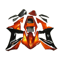burnt orange Bodywork kit for YAMAHA YZFR1 2002 2003 R1 fairing kit 02 03 7 gifts fairings xl57