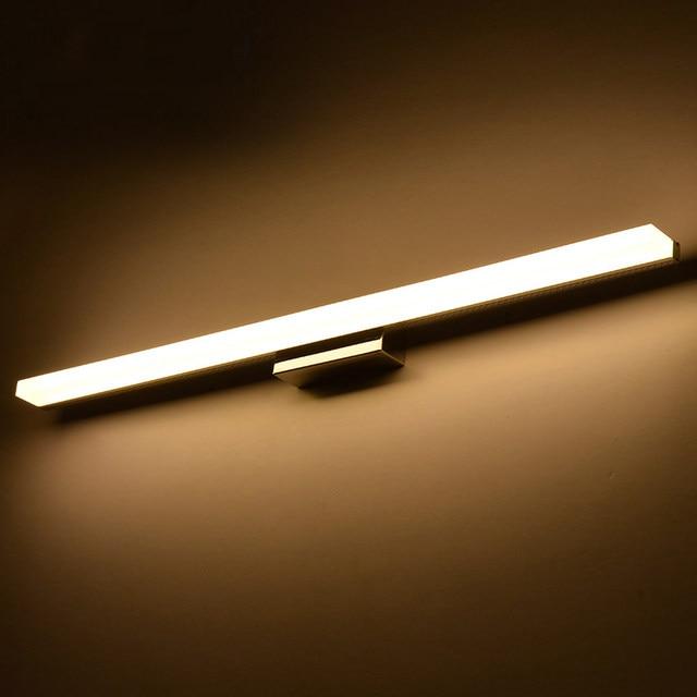 Online Shop DX Longer LED Mirror Light 0.4M~1.5M AC90-260V Modern ...