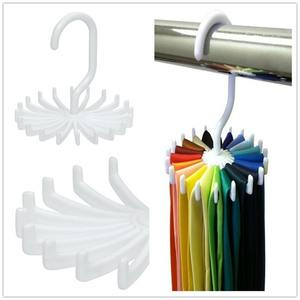 Hoomall Plastic Hanger Hook Holder Storage Racks Organizer