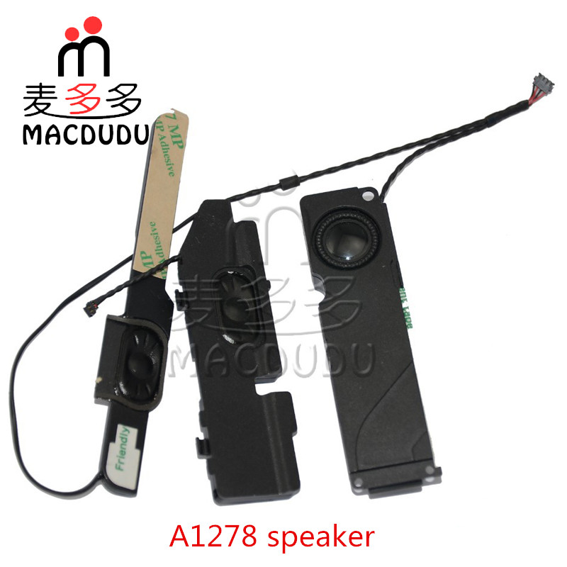 """Image 2 - New Left & Right Speaker Set Replacement for Macbook Pro 13""""  A1278 Retina 13"""" 15"""" A1398 A1425 A1502-in Computer Cables & Connectors from Computer & Office"""
