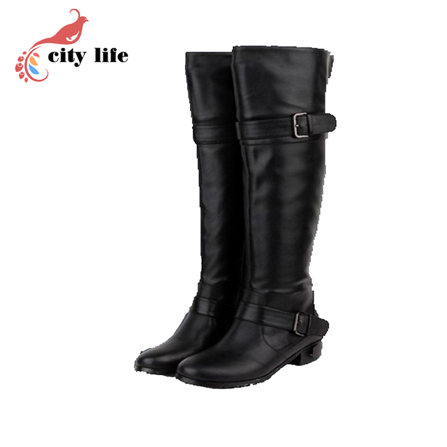 Female Leather Boots | FP Boots