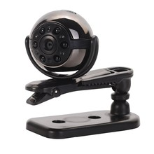 SQ9 Infrared Night Vision Mini Camera 360 Degree Rotation Mini DV Voice Video Recorder Motion Detection Camcorder Digital Cam