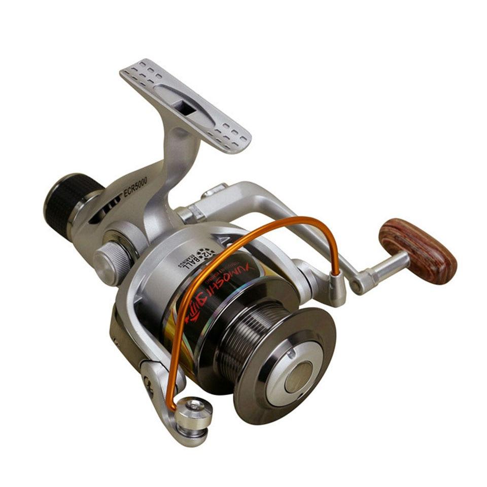 ECR2000-7000 12BB High Power Gear 5.2: 1 Metal Spinning Spool Cup - Visvangst - Foto 6