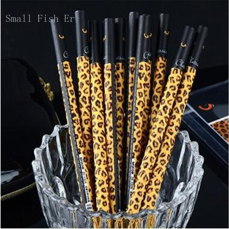 Superieur 6pcs/lot Novely Cute Leopard Grain Gel Pen 0.38 Mm Black Ink Pen Kawaii  Zebra Stationery Office School Supplies For Writing In Gel Pens From Office  U0026 School ...