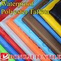 size 1*1.5 meter width Polyester Taffeta Waterproof fabric with pu coating for kite fabric. umbrella fabric.diy Handmade fabric