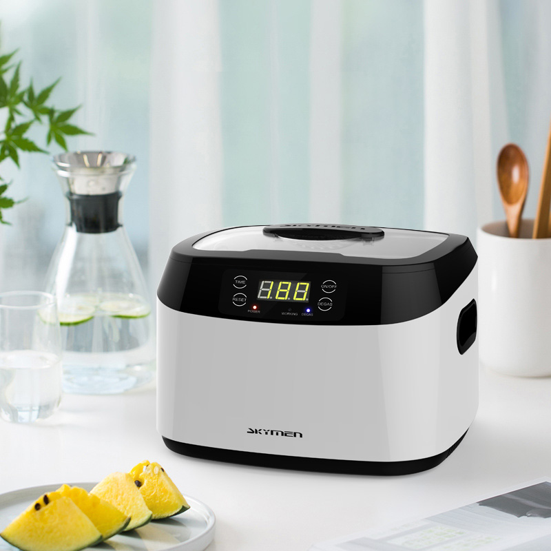 SKYMEN Ultrasonic Cleaner Bath Stones Cutters Manicure Tools Ultrasound Glasses Shaver Dental Cleaning Machine Fruit WasherSKYMEN Ultrasonic Cleaner Bath Stones Cutters Manicure Tools Ultrasound Glasses Shaver Dental Cleaning Machine Fruit Washer