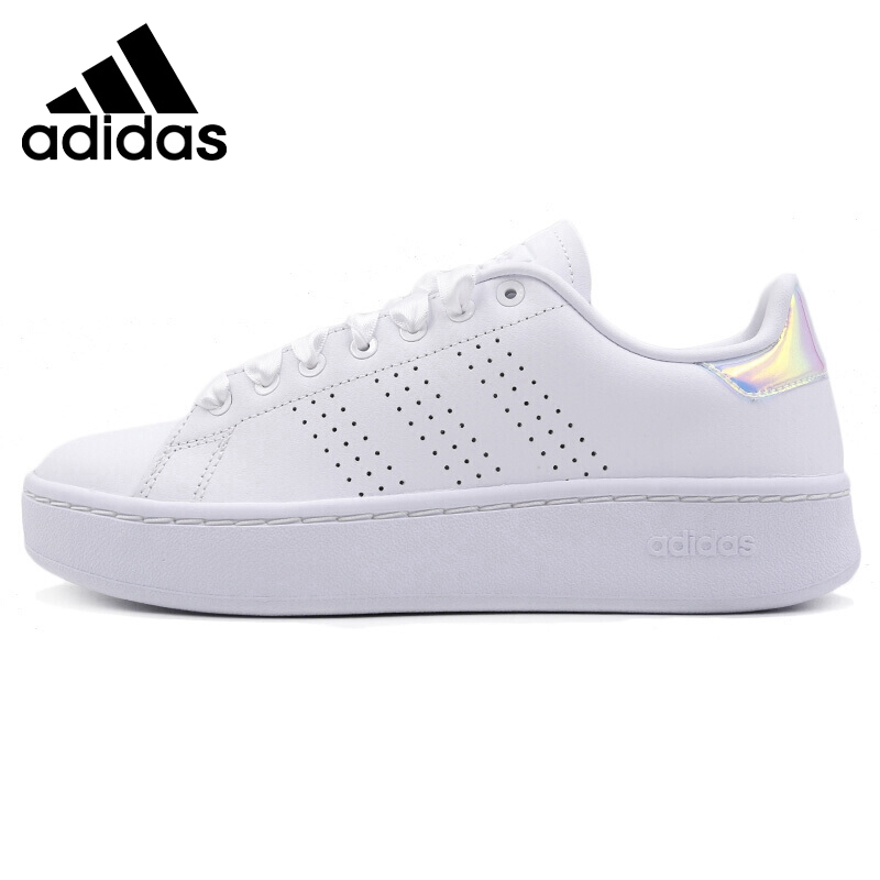 Original New Arrival Adidas NEO ADVANTAGE BOLD Women's Skateboarding Shoes Sneakers
