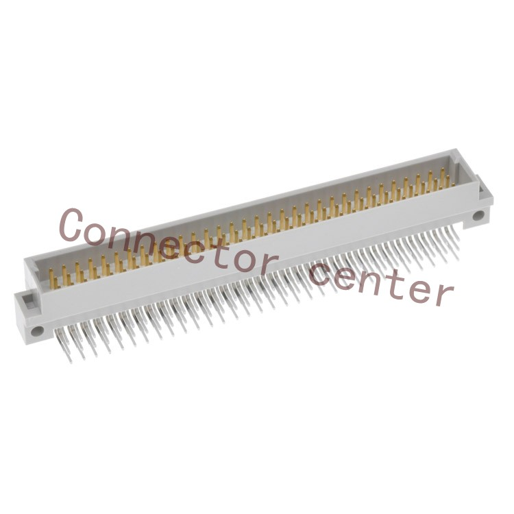 DIN 41612  Connector For Harting Right Angle 3 ROW 96Pin German Original 09031966921 original ps0s0dbx0 connector